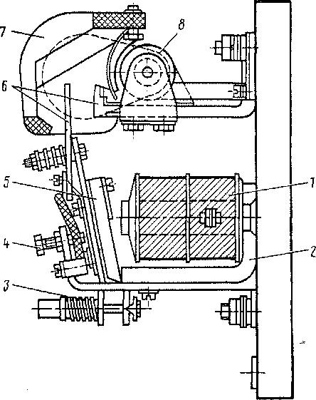 в схеме электропоезда ЭР2